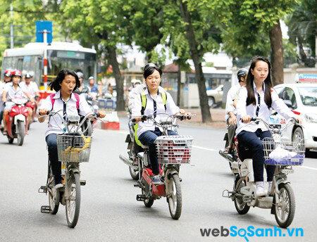 Chỉ xe máy điện mới phải thực hiện đăng kí xe, còn xe đạp điện thì không