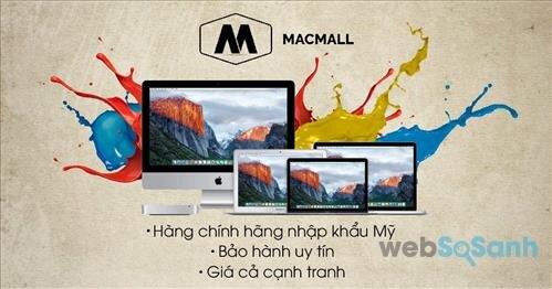 Macmall lừa đảo