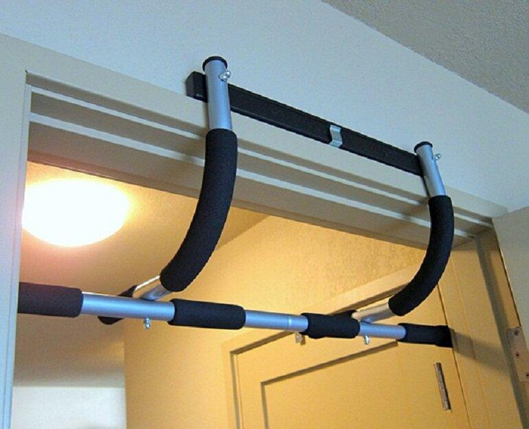 Xà đơn gắn tường đa năng Iron Gym 1557A