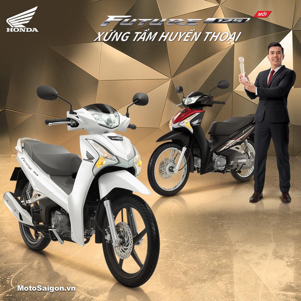 2 phiên bản xe máy honda future
