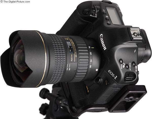 Tokina 16-28mm f/2.8 AT-X Pro FX.