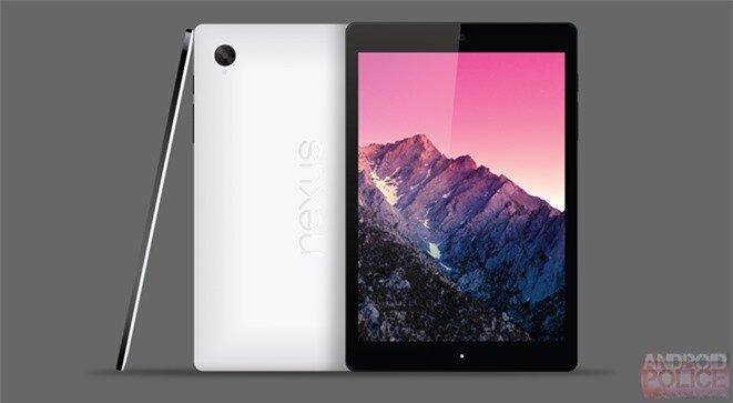 Tin đồn: HTC Volantis chính là chiếc tablet Nexus thế hệ tiếp theo?