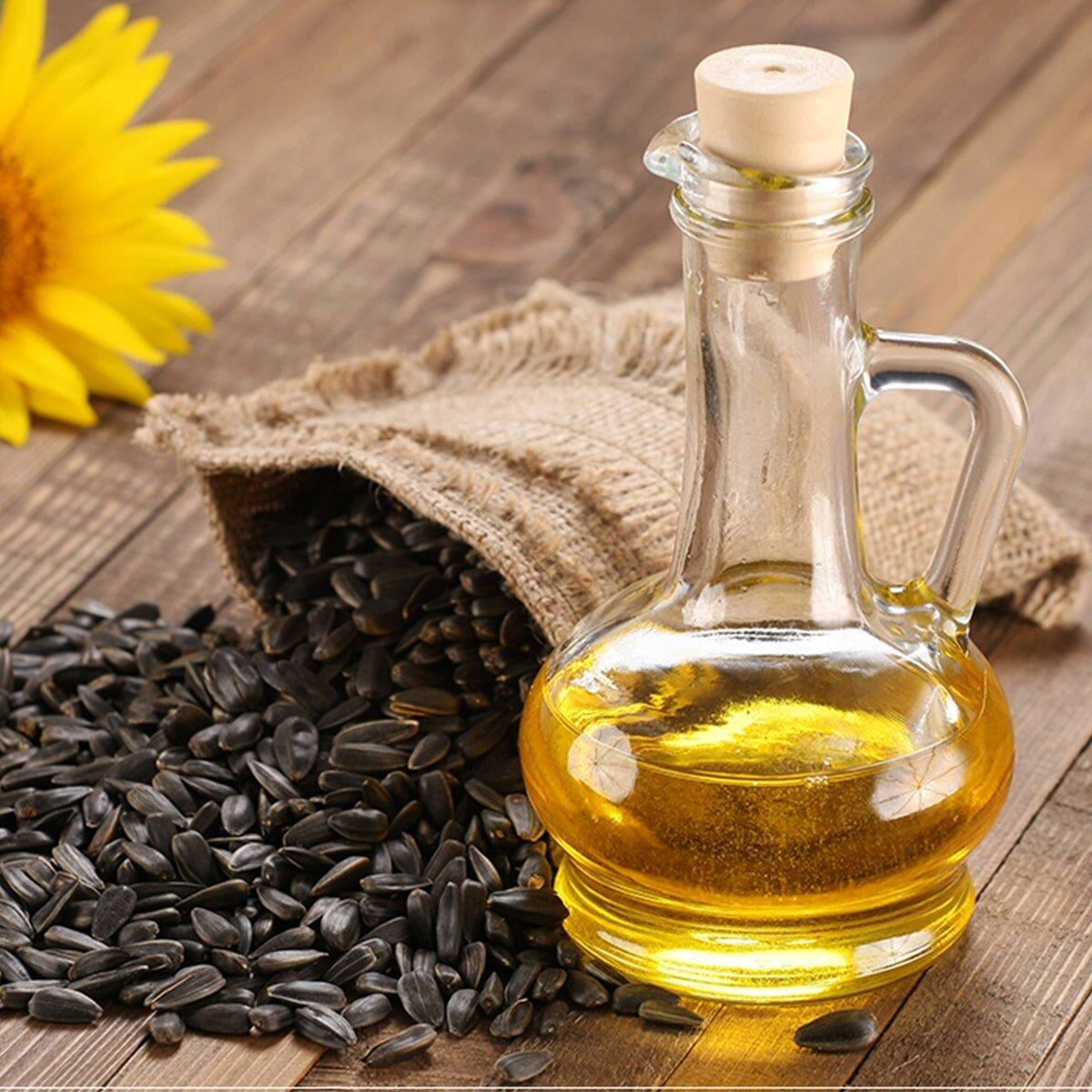 Sử dụng dầu thực vật hướng dương đúng cách đem lại hàm lượng dinh dưỡng rất cao