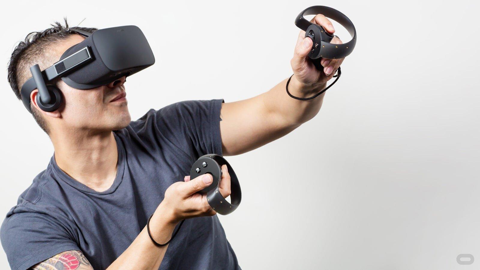 Kính VR Oculus Rift