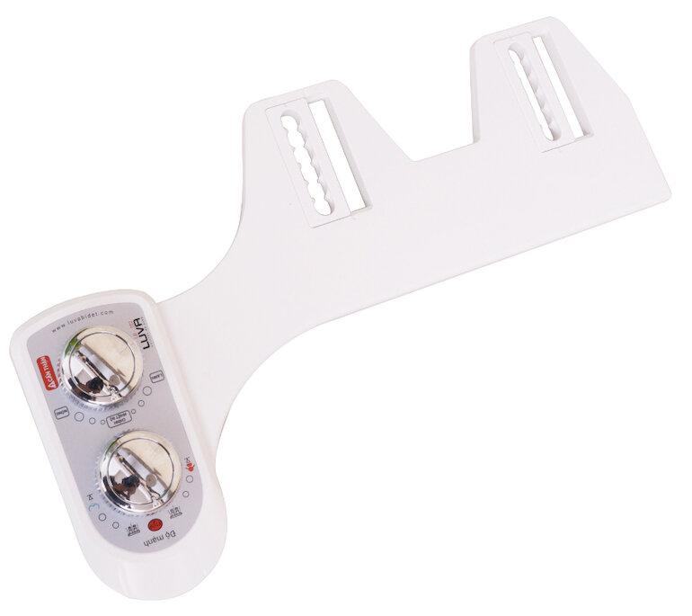 Cách lắp và sử dụng vòi xịt rửa thông minh Luva Bidet LB202