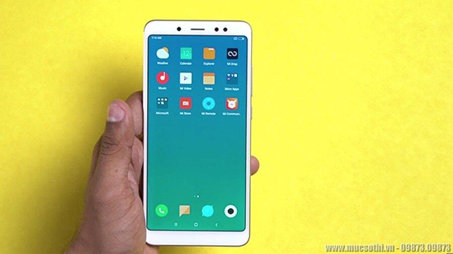 Xiaomi redmi note 5 pro có hiệu năng và tốc độ sử dụng nhanh hơn nhiều so với các sản phẩm cùng phân khúc