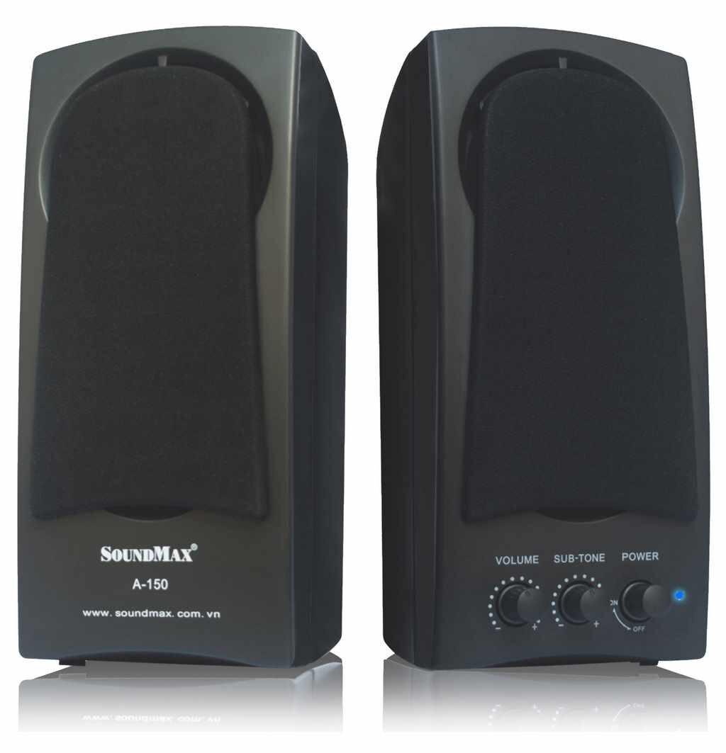 Loa Vi Tính 2.1 SOUNDMAX A980 (Loại O1A)