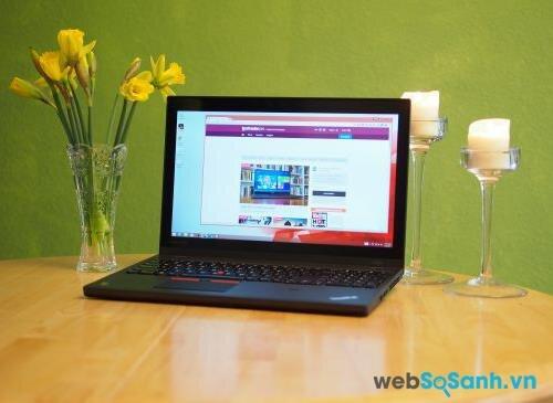 Chiếc Lenovo ThinkPad W550s