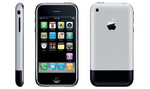 Thế hệ iPhone đầu tiên