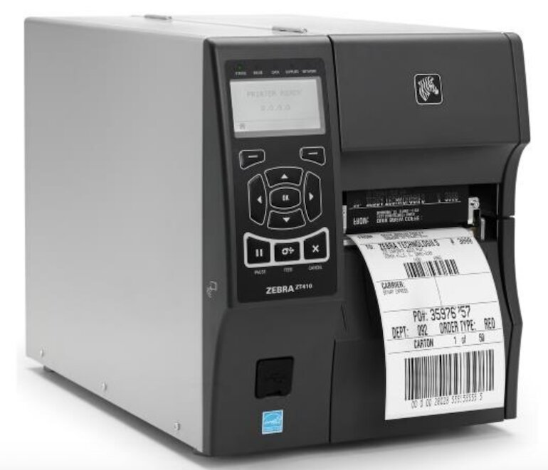 Máy in tem nhãn công nghiệp có đặc điểm cơ bản như thế nào?