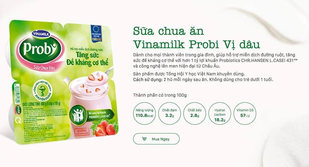 Uống Sữa Chua Probi Khi Nào Thì Tốt | Món Miền Trung