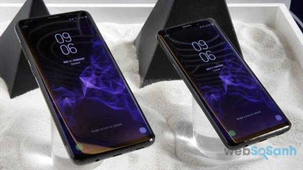 Samsung Galaxy S9 giá rẻ, Galaxy S9 Plus