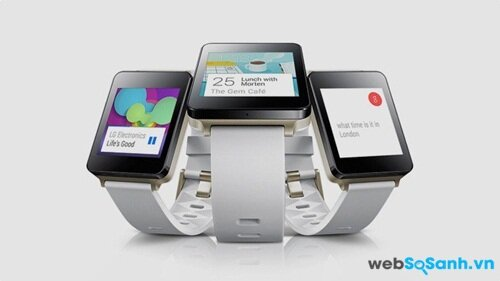LG G Watch. Nguồn Internet