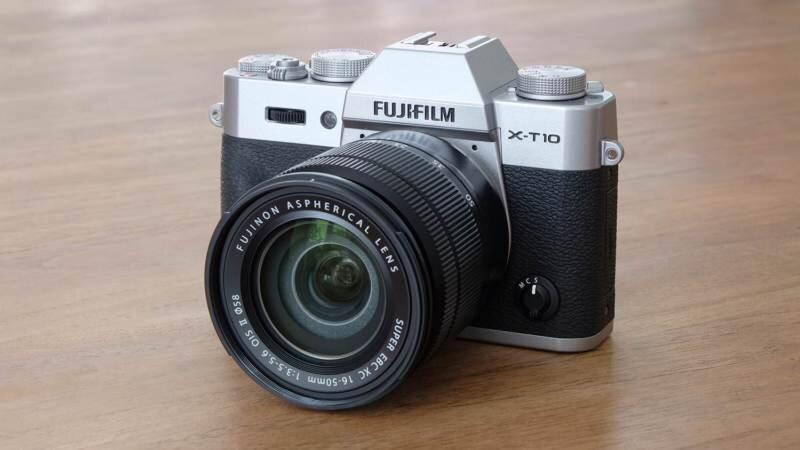Máy ảnh Fujifilm X-T1.