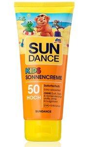 Tuýp kem chống nắng Sundance Kid SPF 50+ 100ml