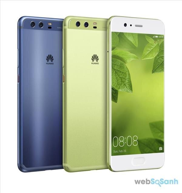 Điện thoại Huawei P10