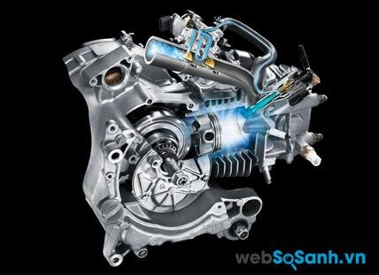 Động cơ mới giúp Luvias tiết kiệm 25% xăng