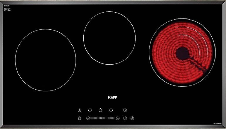 Năng suất sử dụng bếp từ lớn