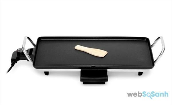 Bếp nướng điện có lớp chống dính