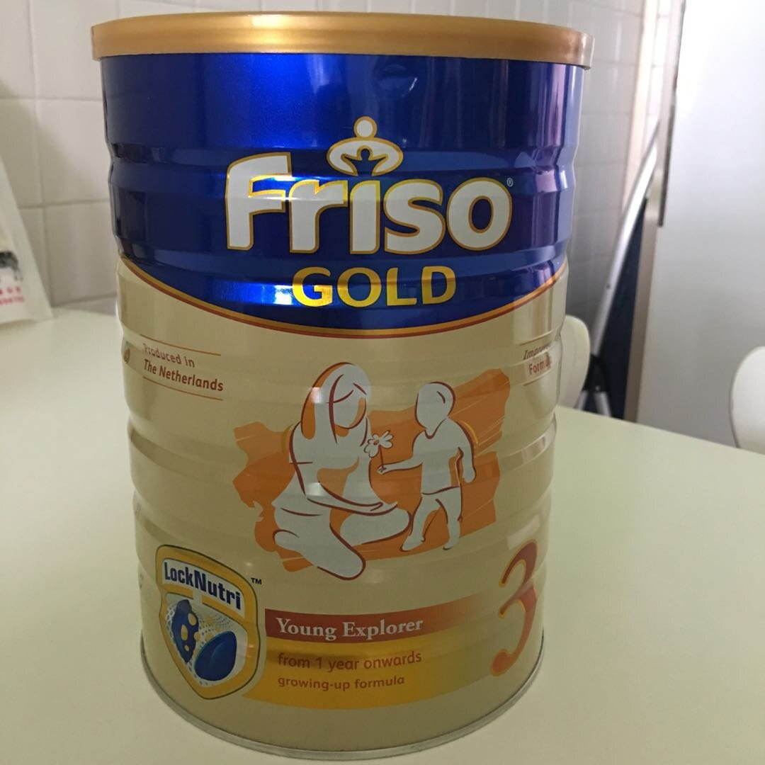 Sữa Friso dành cho bé trên 1 tuổi