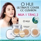 Kem trang điểm Ohui Ultimate Cover CC Cushion