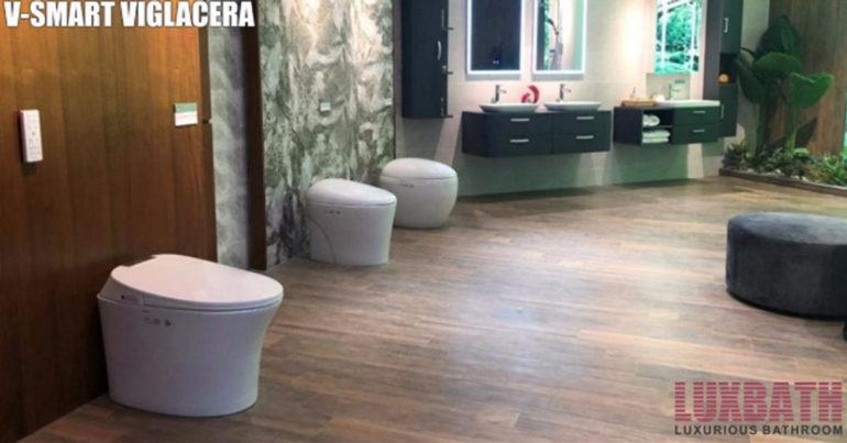 Luxbath.vn – Chuyên cung cấp thiết bị vệ sinh Cao Cấp Chính Hãng