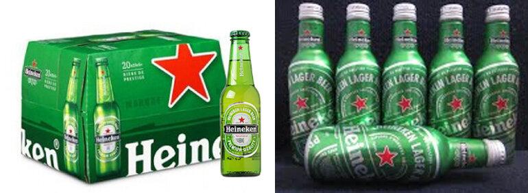 bia Heineken nhập khẩu Pháp