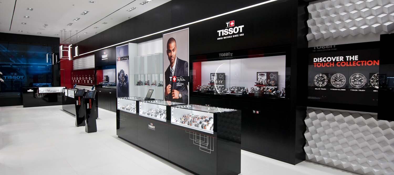 Tissot Boutique tại thành phố Hồ Chí Minh