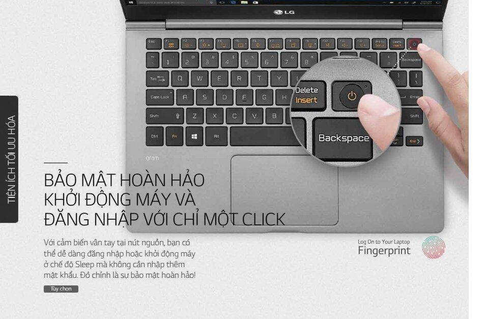 Màn hình và độ hiển thị của laptop Gram như thế nào?