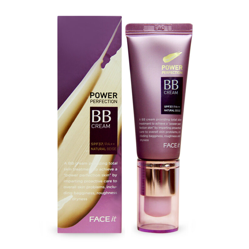 BB Cream TheFaceShop Face it Power Perfection SPF 37 PA++ 20ml
