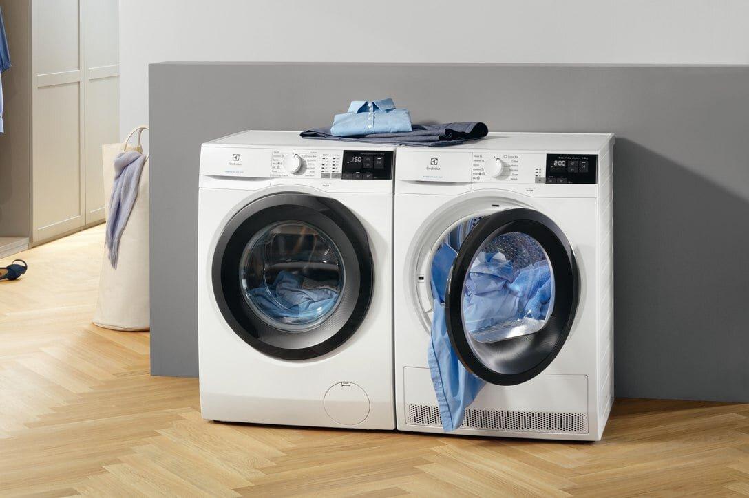 Máy giặt Electrolux sẽ giúp việc giặt giũ của bạn trở nên dễ dàng hơn
