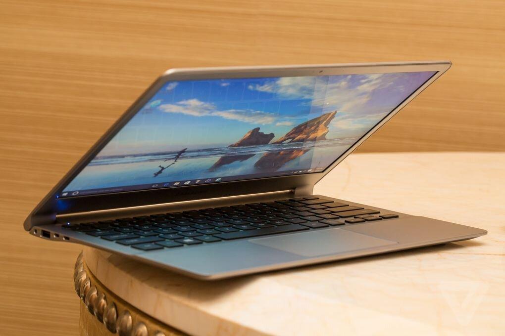 Laptop Samsung Notebook 9 chính hãng