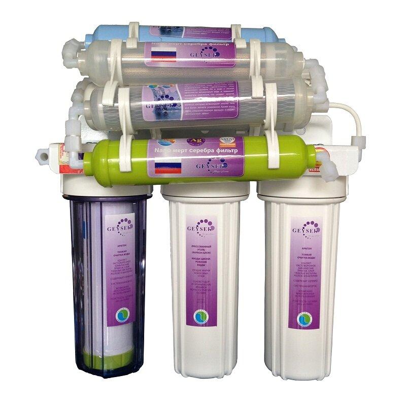 Máy lọc nước Geyser 9 lõi lọc hiện đại