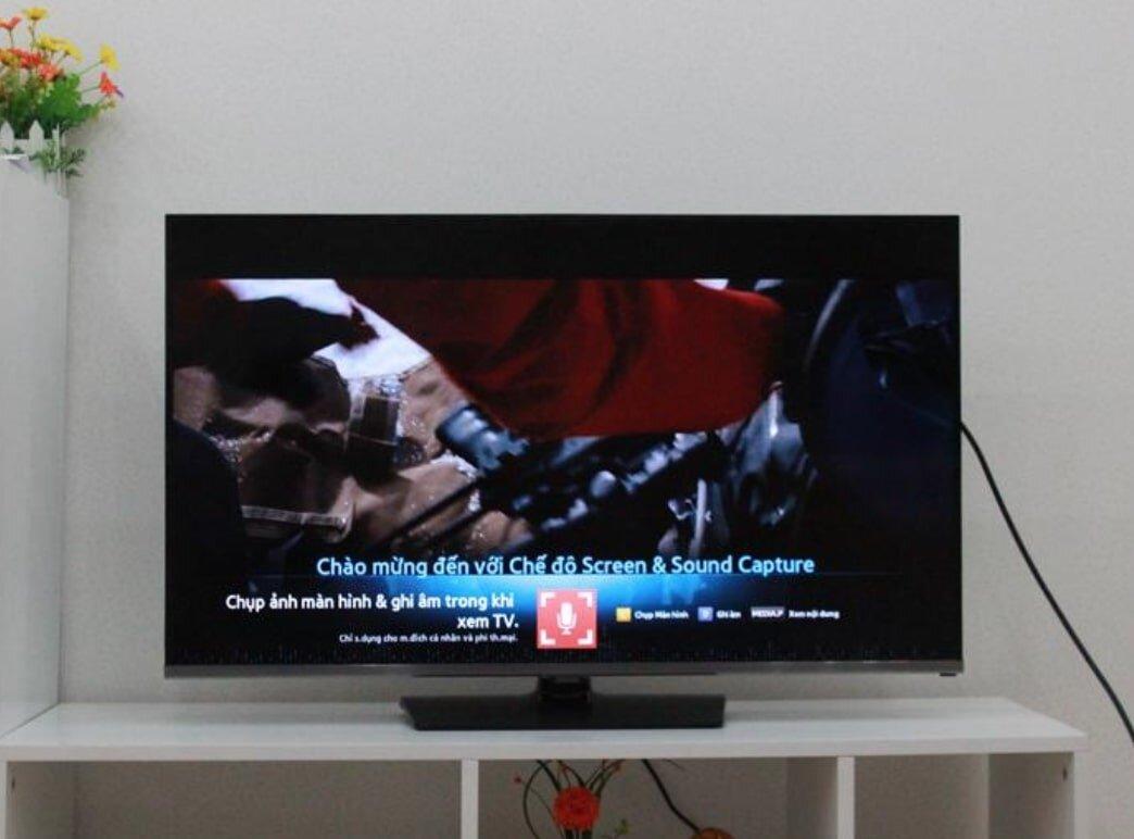Tivi bị co hình ảnh không vừa màn hình