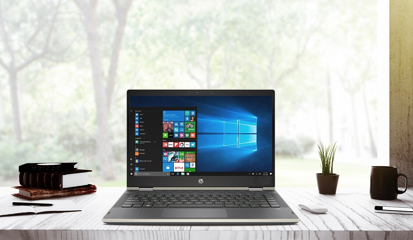 Laptop HP Pavilion x360 14-cd1020TU 5HV72PA 14 inches