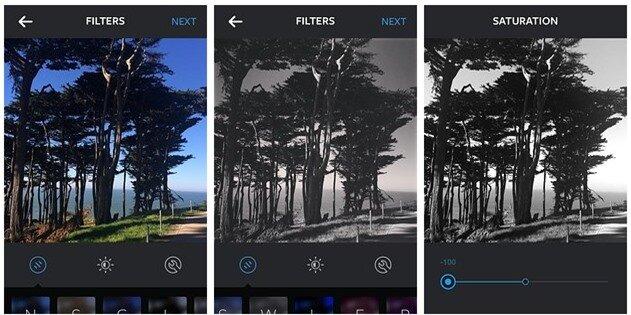 Trong một vài trường hợp, việc sử dụng bộ lọc ảnh sẽ giúp bạn có những tấm hình mờ ảo hơn. Tuy nhiên, những tấm ảnh chân thực bao giờ cũng được đánh giá cao hơn. Nếu chưa vừa ý với màu ảnh gốc, bạn nên thay đổi góc chụp cũng như nguồn sáng sẵn có.