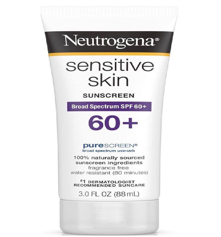 Kem chống nắng Neutrogena Sensitive Skin Sunscreen SPF 60+
