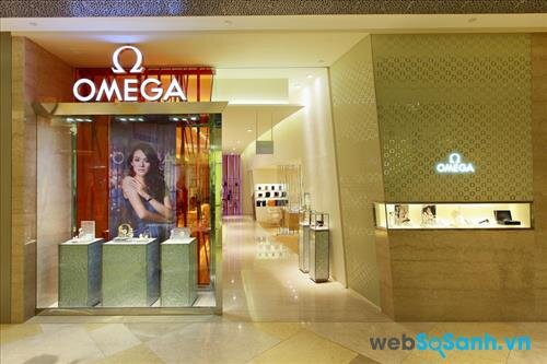 Các Omega Boutique là những điểm bán đồng hồ Omega chính hãng mà bạn có thể hoàn toàn tin cậy