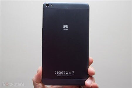 Bên cạnh mẫu máy MediaPad X1 , Huawei cũng ra mắt máy tính bảng
