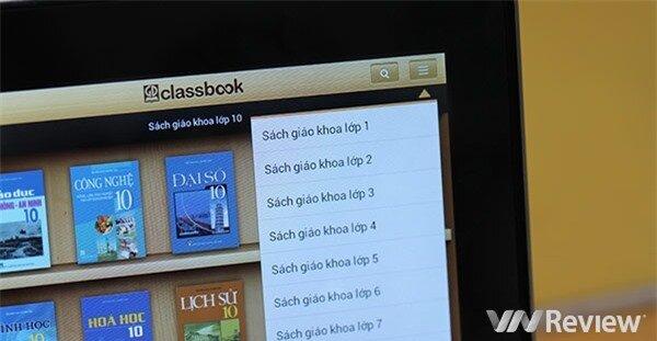 Đánh giá sách giáo khoa điện tử Classbook