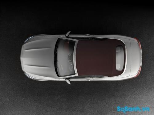 Cabriolet được trang bị động cơ với công suất tối đa tới 335kW