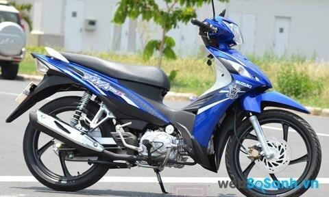 Suzuki Viva chỉ có 3 màu sắc, nên khá hạn chế sự lựa chọn