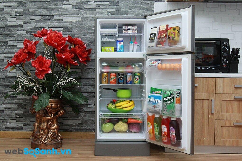 Tủ lạnh Sanyo SR-21MN