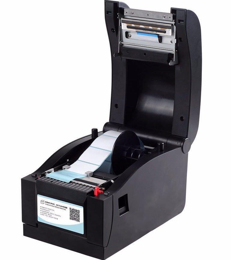 Một số ưu điểm của máy in mã vạch Xprinter