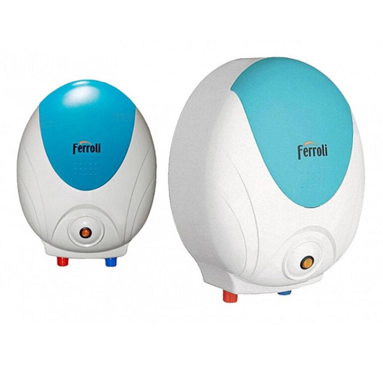 Bình nóng lạnh mini Ferroli nhỏ nhất là 5 lít