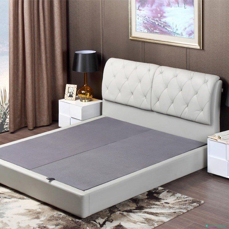 Sản phẩm nệm phù hợp đặt cùng giường.'