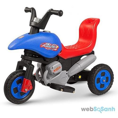 xe máy điện trẻ em