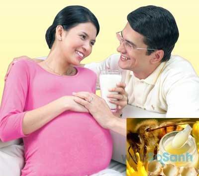 cách sử dụng sữa ong chúa úc