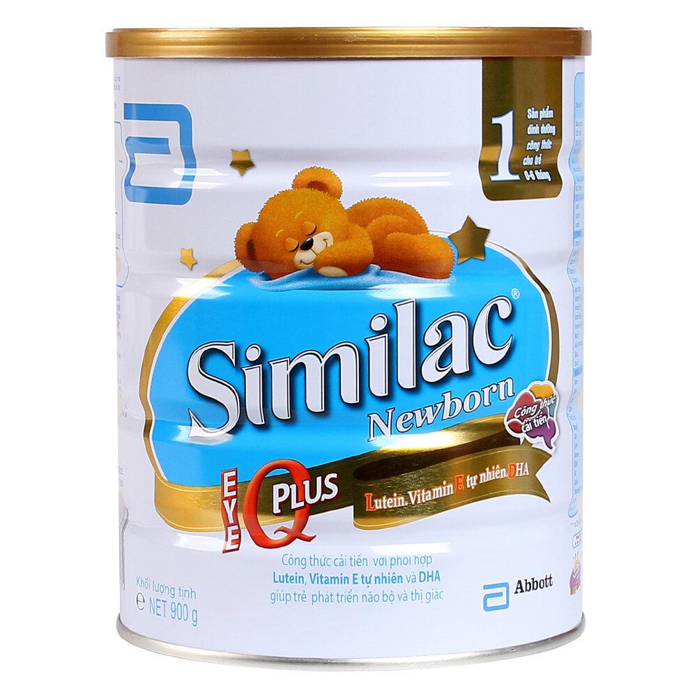 Sữa Similac IQ số 1 giúp trẻ tăng cân và phát triển não bộ