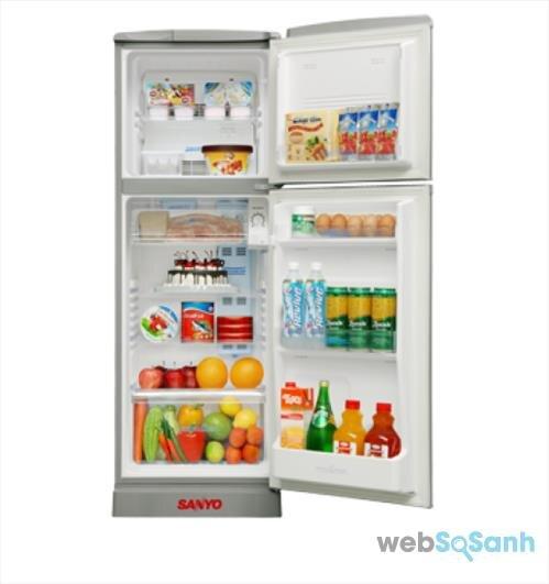 Tủ lạnh Sanyo SR-115PD-SH/SG/SS